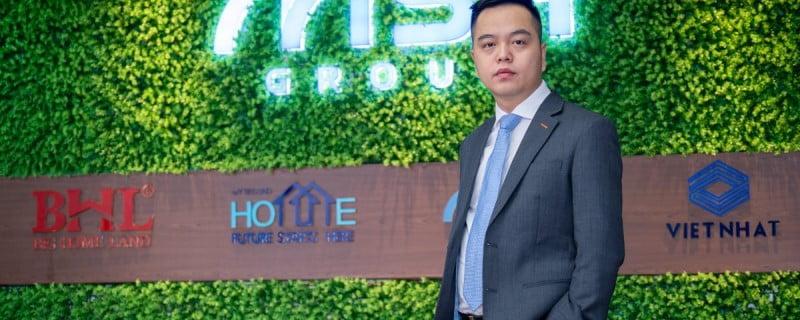 Ông Nguyễn Xuân Lộc - Chủ tịch MSH Group
