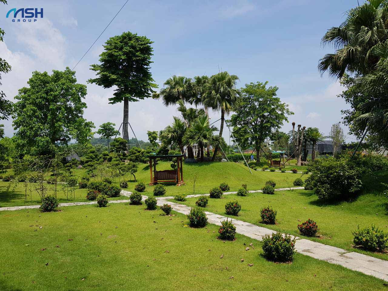 """Dự án Phú Cát City - """"Viên ngọc xanh"""" trong lòng Hòa Lạc"""