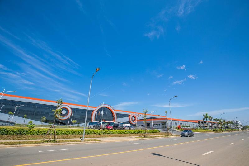 Khu CNC Hòa Lạc thu hút nhiều nhà đầu tư lớn