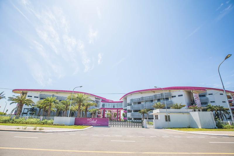 Trường học chuẩn quốc tế tại khu CNC Hòa Lạc