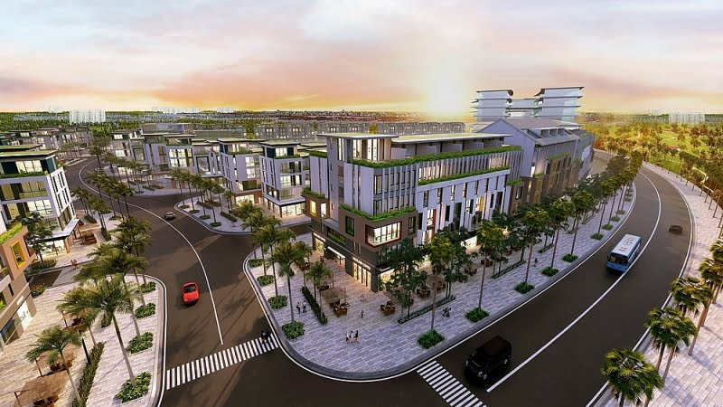 Thành phố thông minh tinh khiết Meyhomes Capital Phú Quốc