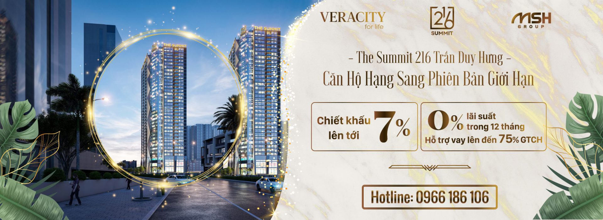 banner the summit 216 tran duy hung