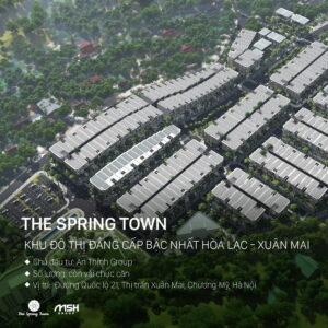 Dự án The Spring Town