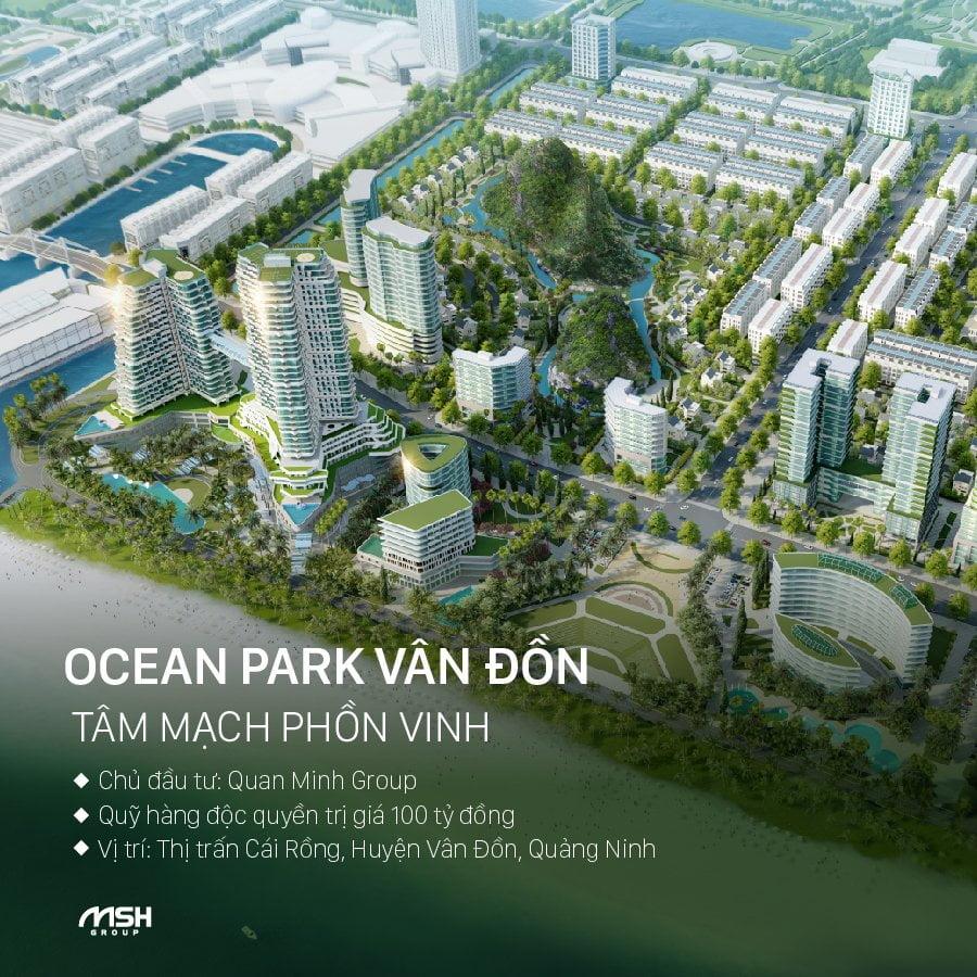 Ocean Park Vân Đồn