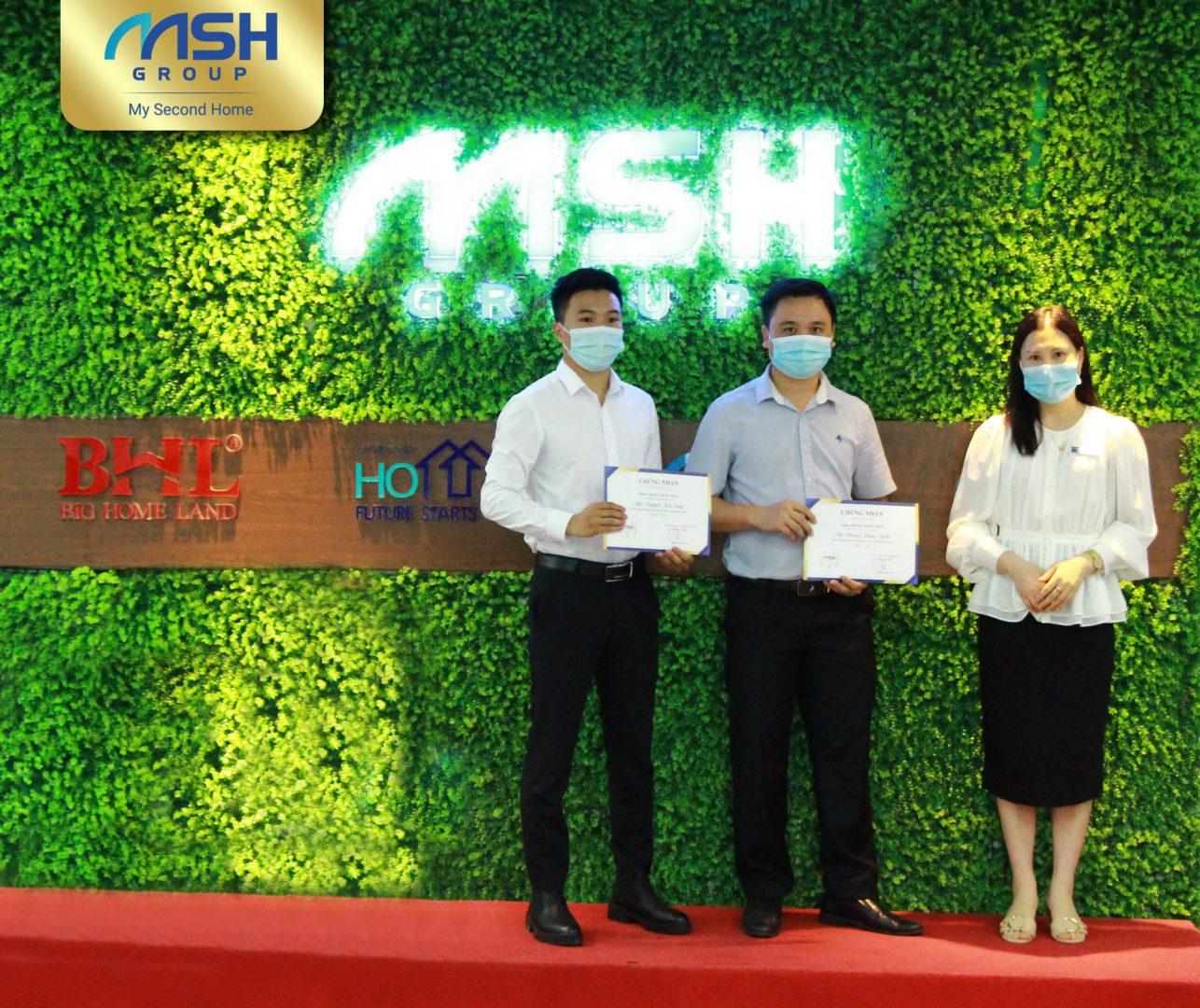 MSH GROUP KICK OFF