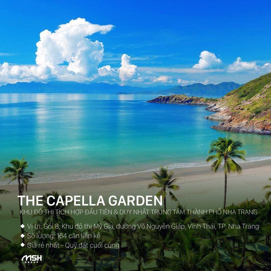 The capella Garden Nha Trang