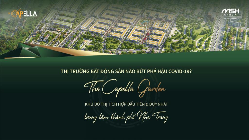 The Capella Garden - Hau Covid19