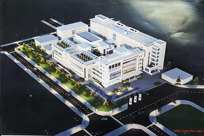 Bệnh viện đa khoa nha trang mới